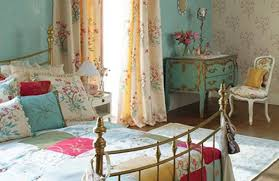 french country bedroom blue blue wall interior color decoration