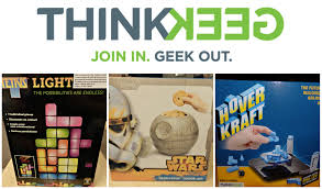 got geeks thinkgeek com gift suggestions u0026 product reviews ftm