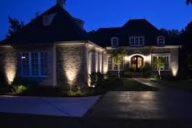 outdoor backyard lighting ideas illuminating landscape lighting