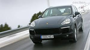 Porsche Cayenne X5 - pruebas bmw x5 2015 noticias coches net