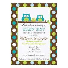 Owl Baby Shower Boy - owl baby shower rsvp cards baby shower invitations baby shower