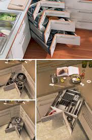 Space Saving Ideas For Kitchens Edge Cases 8 Space Saving Design Ideas For Inside Corners Urbanist