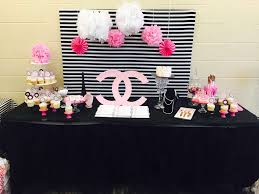 chanel baby shower chanel baby shower party ideas chanel baby shower baby shower