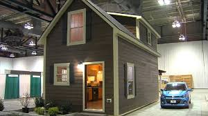 Tiny Homes Show Tiny Homes On Display At Home And Garden Show Wham