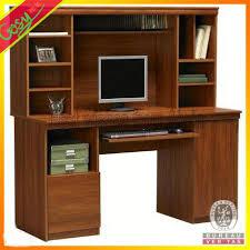 bureau pour ordinateur lecong ordinateur de bureau en bois en bois conception de table d