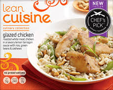 are lean cuisines healthy lean cuisine glazed chicken and style chicken dr gourmet