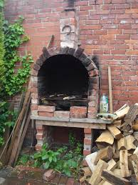 Outdoor Brick Fireplace Grill by Would This Work As A Bbq As Well As A Pizza Oven Though With It