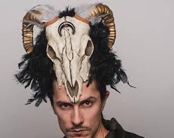 Aztec Halloween Costume Voodoo Preistess Gypsy Cannibal Crown Swamp Skull Rose Hoodoo