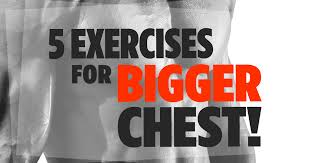 Chest Workout With Dumbbells At Home Without Bench 5 Exercises For A Bigger Chest No Equipment