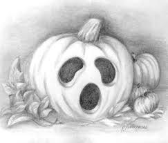 Halloween Drawing Halloween Drawings U2013 Luv2draw Com