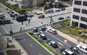 youtube offices police in california respond to active shooter at youtube offices