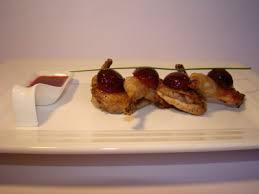 cuisiner caille recette caille aux cerises 750g