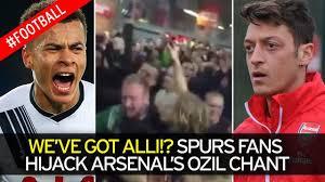 Arsenal Tottenham Meme - tottenham fans dele alli chant features cheeky dig at arsenal s