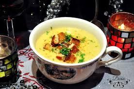 cuisine de doria vegetable cheese soup soupe de légumes aux fromages la cuisine