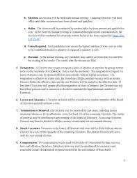 articles of incorporation georgia template georgia articles of