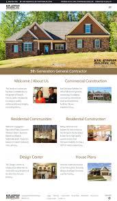 home design center greensboro nc website design development business development digital marketing