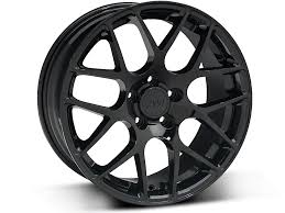 Black Mustang Wheels Mustang Amr Black Wheel 18x9 05 14 All Free Shipping