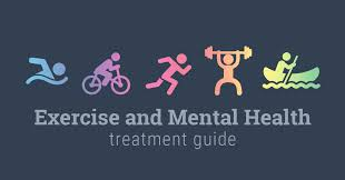 using exercise in mental health treatment guide therapist aid