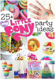 template simple my little pony customizable invitations with hd