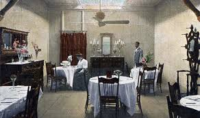 Century Awnings 19th Century Restaurants Restaurant Ing Through History