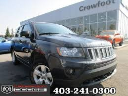jeep compass calgary 2014 jeep compass edition 4x4 calgary alberta car for