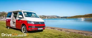 volkswagen california t6 2016 vw california ocean car review return of the kombi