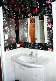 elegant bathroom wallpaper renovating ideasbathroom ideas nz