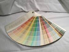 benjamin moore classic colors paint color chips sample swatch book
