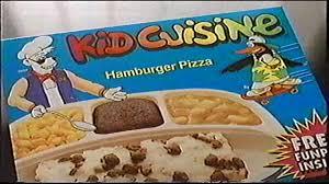 cuisine dinner kid cuisine frozen dinner 90s era commercial