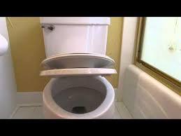 Kohler Lighted Toilet Seat Kohler Transitions Nightlight Elongated Closed Front Toilet Seat