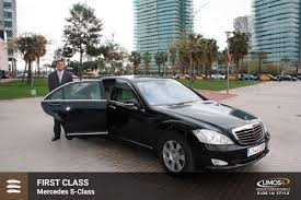 mercedes barcelona limos4 barcelona limousine and chauffeur service