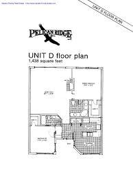 naples floor plan unit d floor plan at pelican ridge naples florida text marked