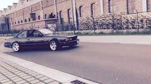 stancenation bmw m6 bmw e24 635csi youtube