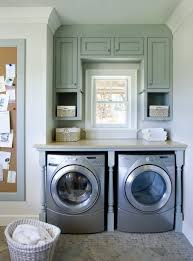 small laundry room cabinets ideas countertop space laundry room