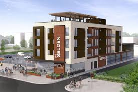 condo building plans new midtown luxury condo development the selden plans to open