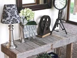 muebles para recibidor muebles para el recibidor i palets