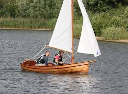 Small Wooden Boat Plans Free Online by Scarab Boats For Sale Ebay Wooden Sailing Dinghy Kit