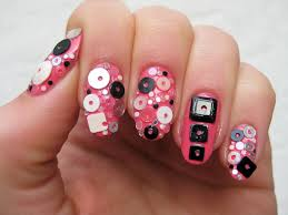 back to nail art 5 easy designs part 1 youtube images of