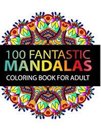 mandala coloring book inspire creativity reduce stress
