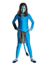 Kid Halloween Costumes Child Neytiri Party Fancy Dress Avatar Movie Costume