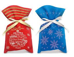 gift bags christmas gift bag drawstring large