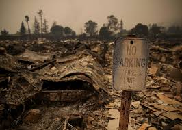 Wildfire Clearlake Ca by Several Killed And Thousands Of Homes Destroyed In Powerful Napa
