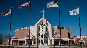 Church Flags New Psalmist Baptist Church