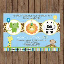 boy zoo birthday invitations zoo party invitations jungle