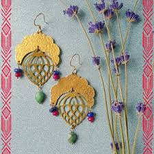 Cascading Bead Chandelier Earrings Express Shop U2014 Hopped Up Jewelry