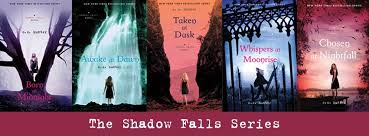 image result for shadow falls series series and books i read