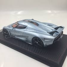 koenigsegg oman avanstyle koenigsegg regera resin scale 1 18 sealed model