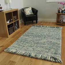 Turquoise Brown Rug Teal Turquoise Modern Wool Rug Valencia Kukoon