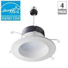 philips 65w equivalent daylight 5 6 in retrofit trim recessed