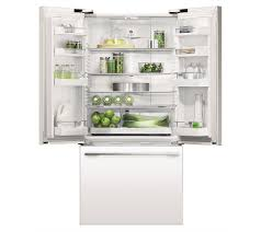 mitsubishi electric refrigerator fisher u0026 paykel 519l french door refrigerator fridges 1oo